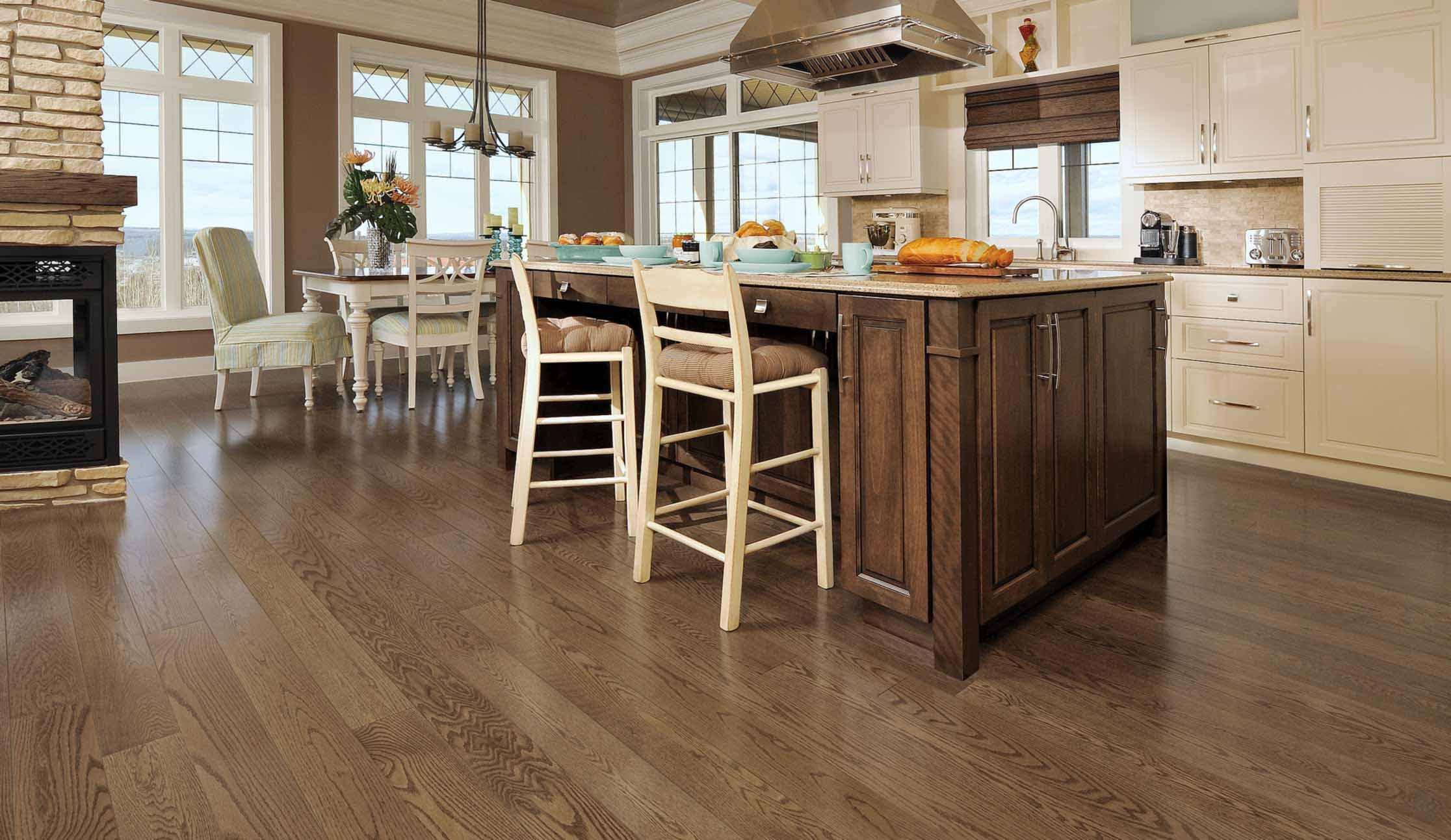 Admiration Red Oak Savanna Mirage Hardwood Floors