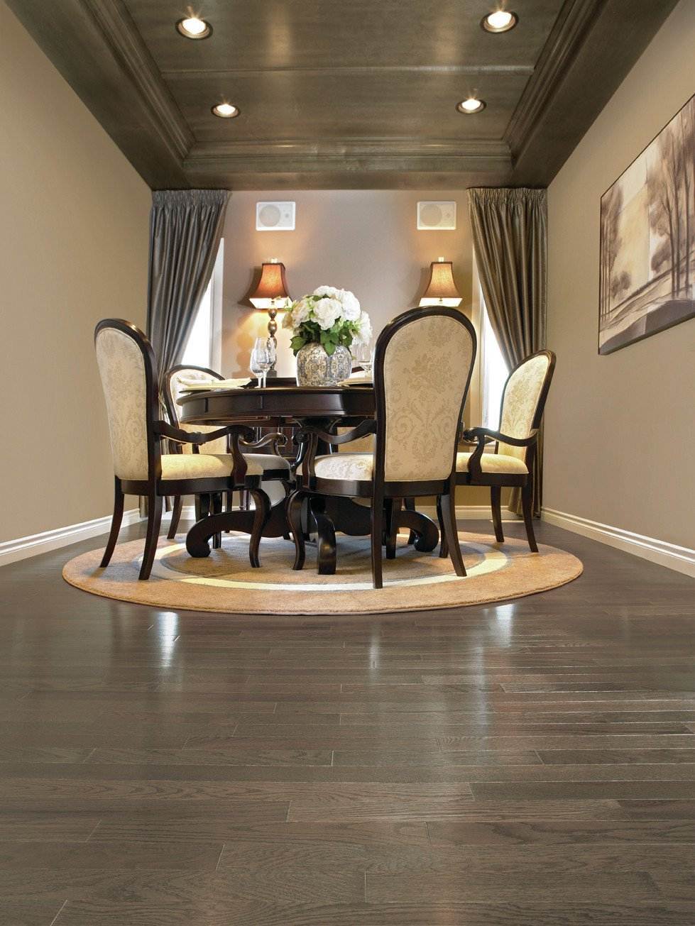 Admiration Red Oak Platinum Mirage Hardwood Floors