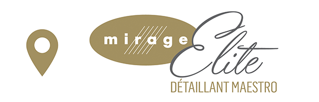 Mirage - Détaillant Maestro Elite