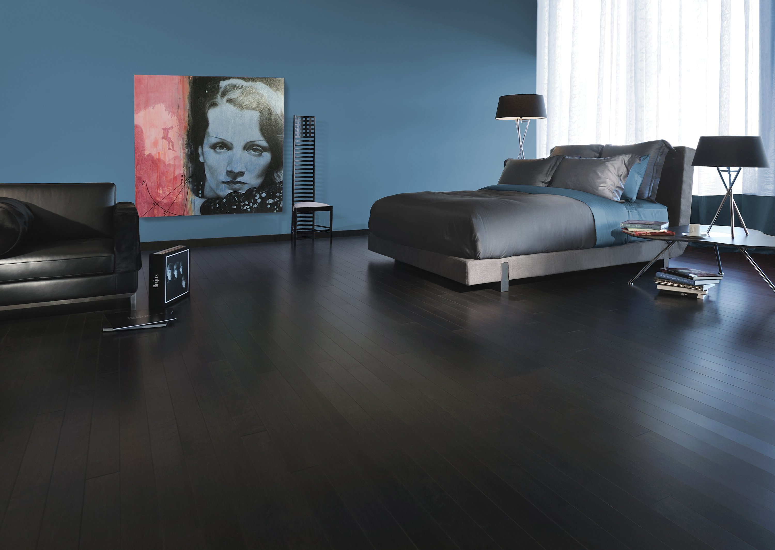 Maple Graphite Exclusive Smooth - Ambience image