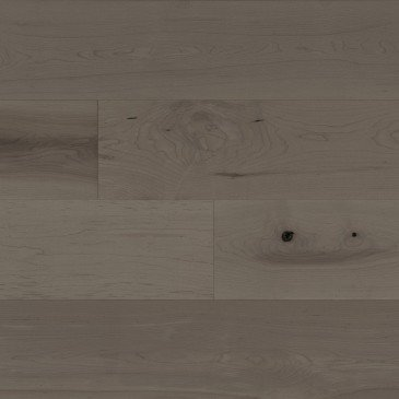 Brown Maple Hardwood flooring / Dark Leaf Mirage Flair