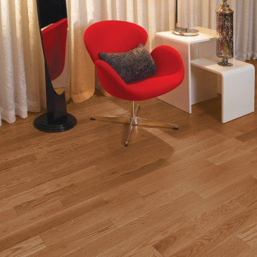 Golden Red Oak Hardwood flooring / Windsor Mirage Admiration / Inspiration