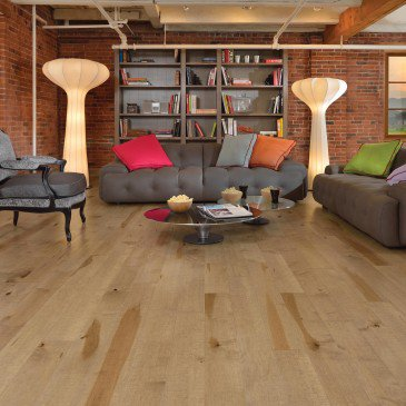 Maple Papyrus Character Cork Look - Floor image