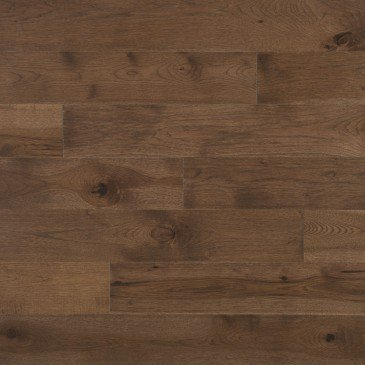 Brown Hickory Hardwood flooring / Umbria Mirage Admiration