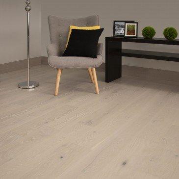 White Oak Hardwood flooring / Aspen Mirage DreamVille / Inspiration