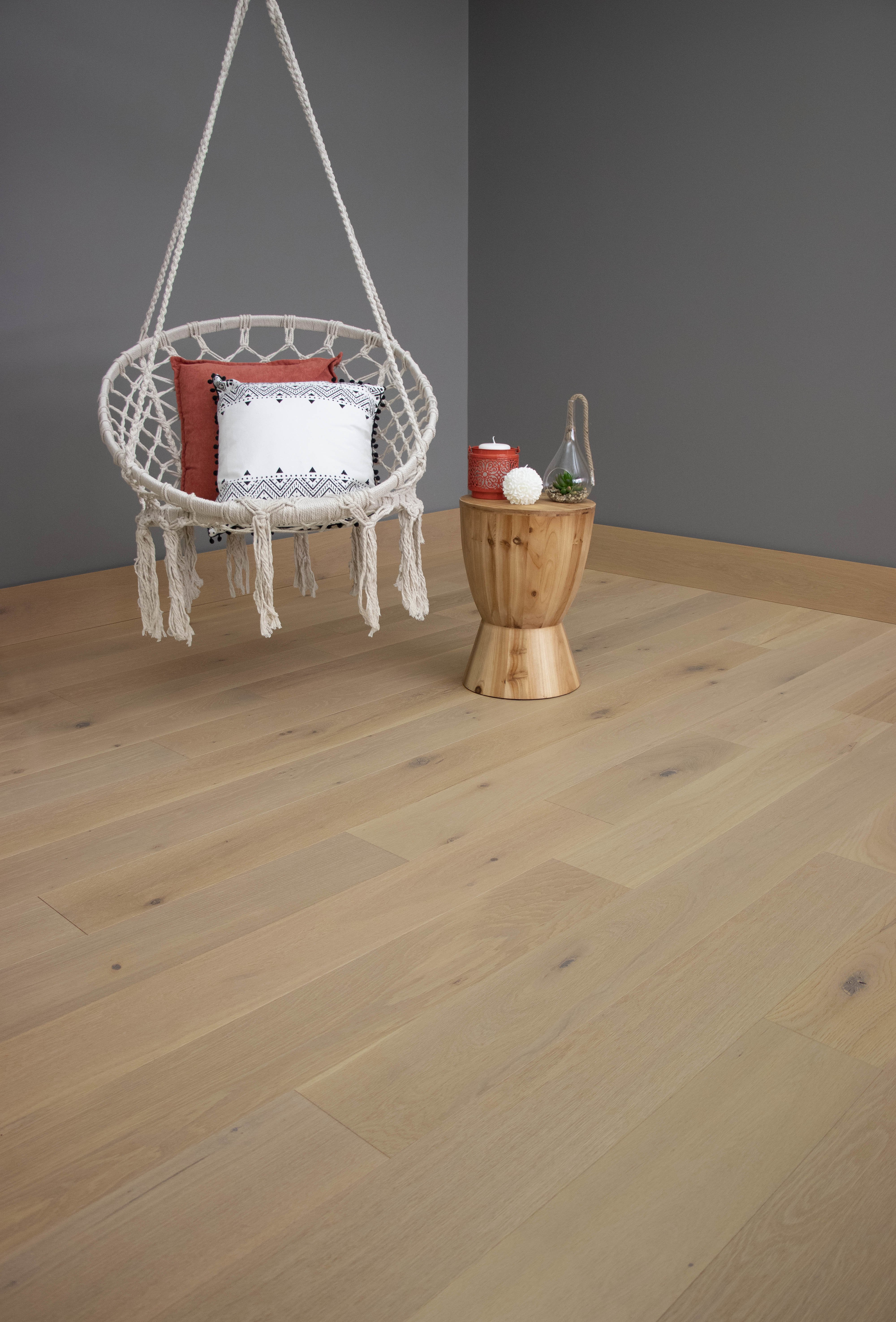 Oak Florence Character Brushed - Ambience image