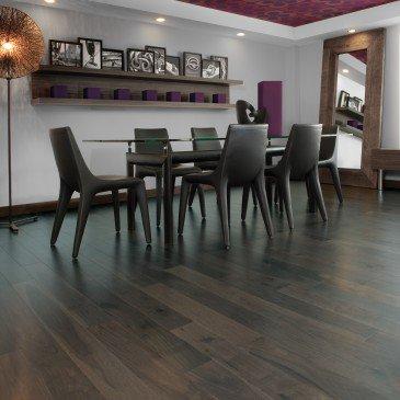 Knotty Walnut Charcoal - Floor image
