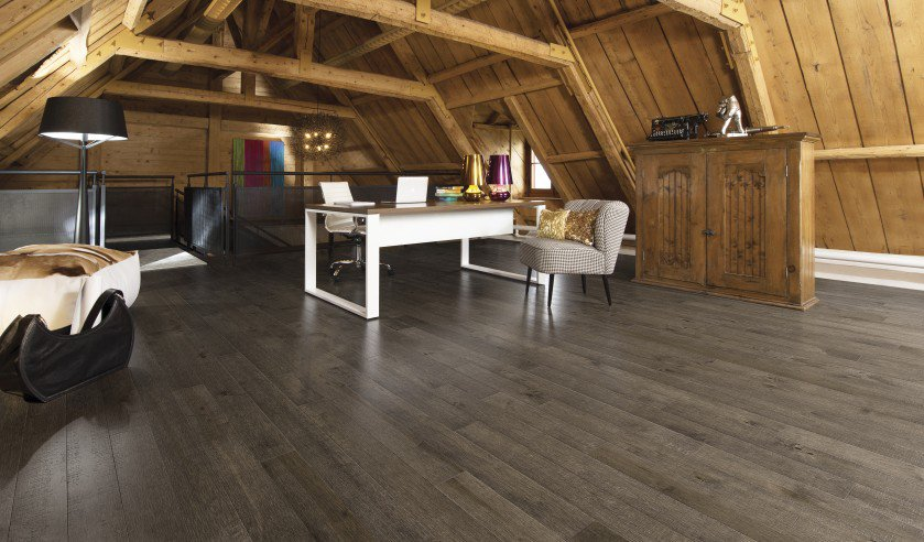 Textured floors designed to hide the marks and scuffs of daily life - Mirage Floors, The World's Finest And Best Hardwood Floors