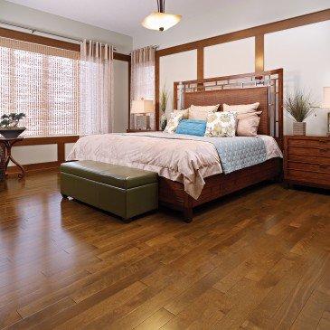 Merisier Rich Oak Exclusive Lisse - Image plancher