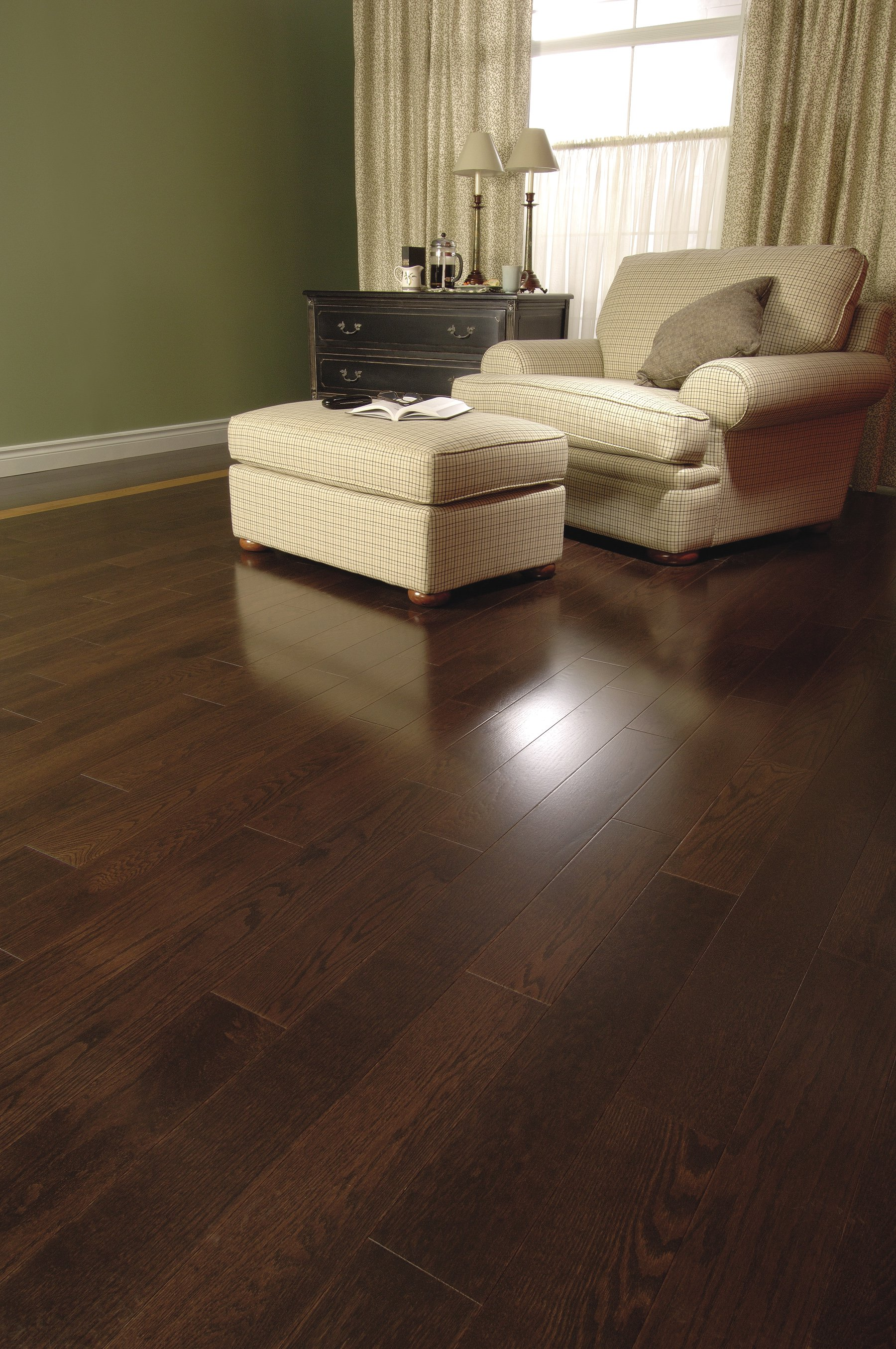 Red Oak Vienna Exclusive Smooth - Ambience image