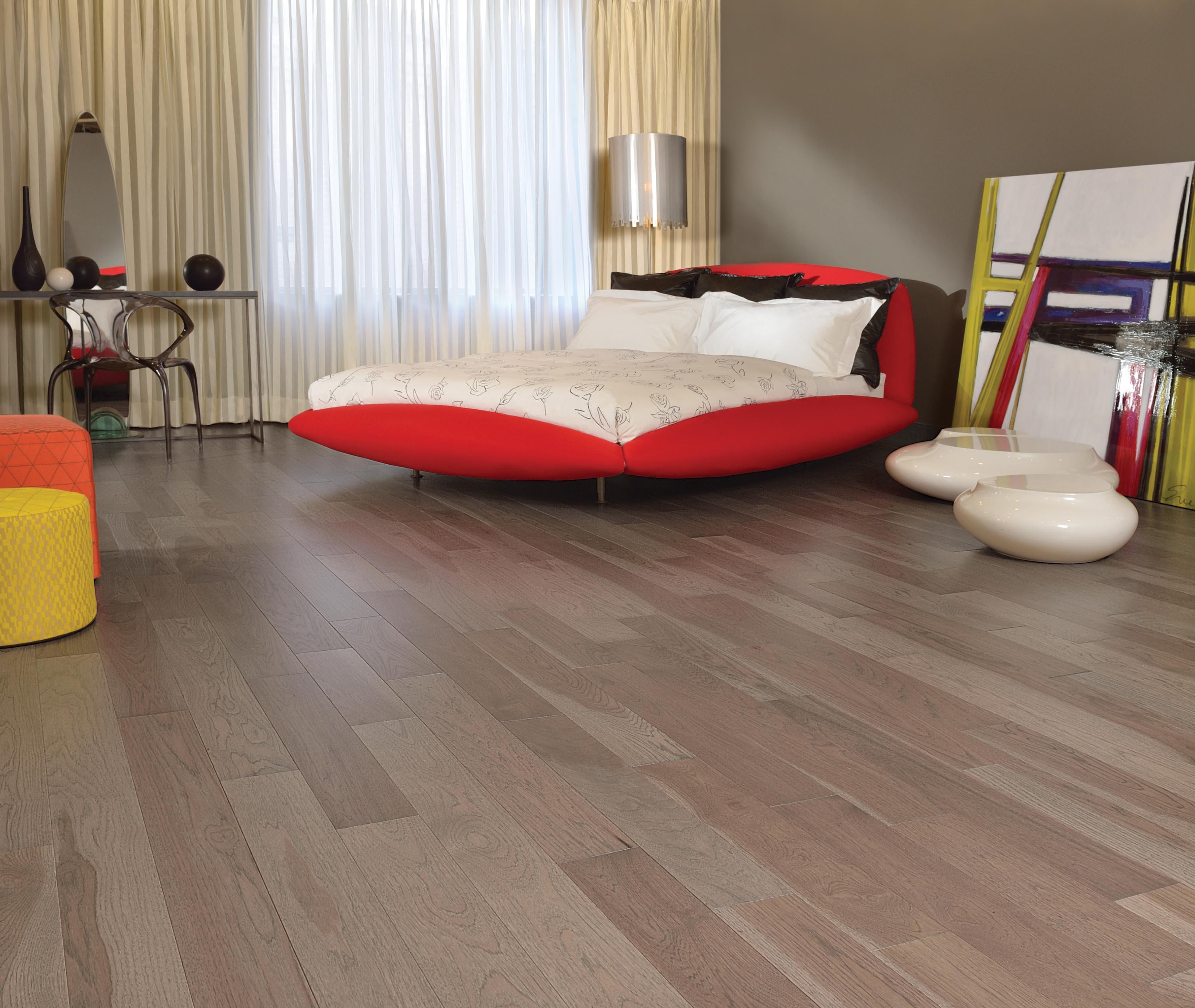 Admiration hickory greystone mirage hardwood floors for Mirage hardwood flooring