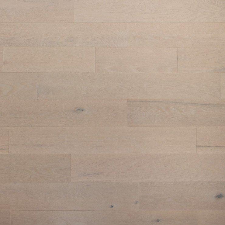 Planchers de bois franc chêne / Mirage