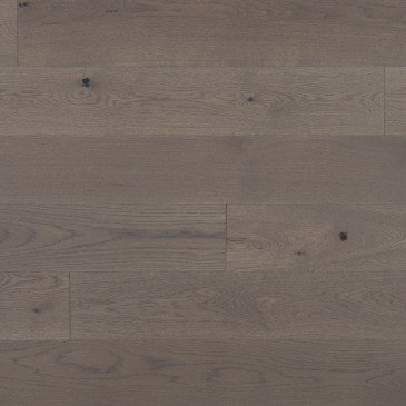 Brown White Oak Hardwood flooring / Dark Leaf Mirage Flair
