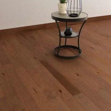 Brown Maple Hardwood flooring / Stillwater Mirage Escape / Inspiration