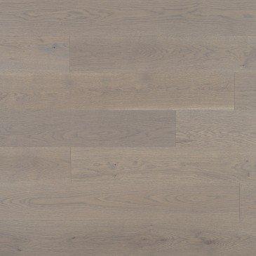 Planchers de bois franc Chêne Blanc Brun / Mirage Herringbone Grey Drizzle