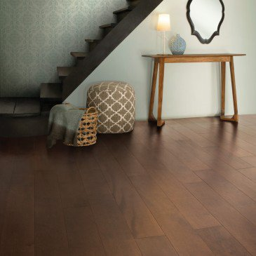 Brown Yellow Birch Hardwood flooring / Havana Mirage Admiration / Inspiration