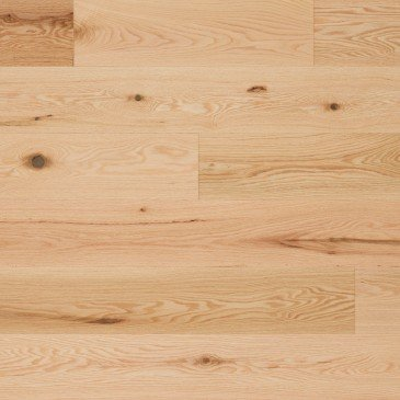 Red Oak Character Brushed - Floor image