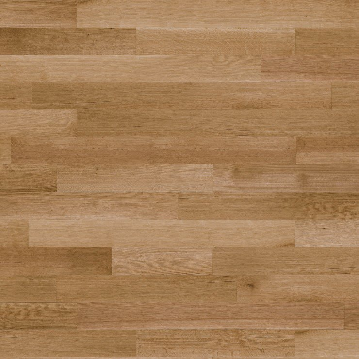 Planchers de bois franc chêne blanc / Mirage