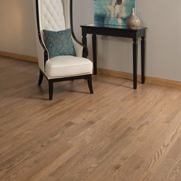 Golden Red Oak Hardwood flooring / Oakland Mirage Alive / Inspiration