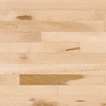 Natural Maple Hardwood flooring / Natural Mirage Natural