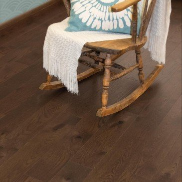 Brown Oak Hardwood flooring / Hermosa Mirage DreamVille / Inspiration