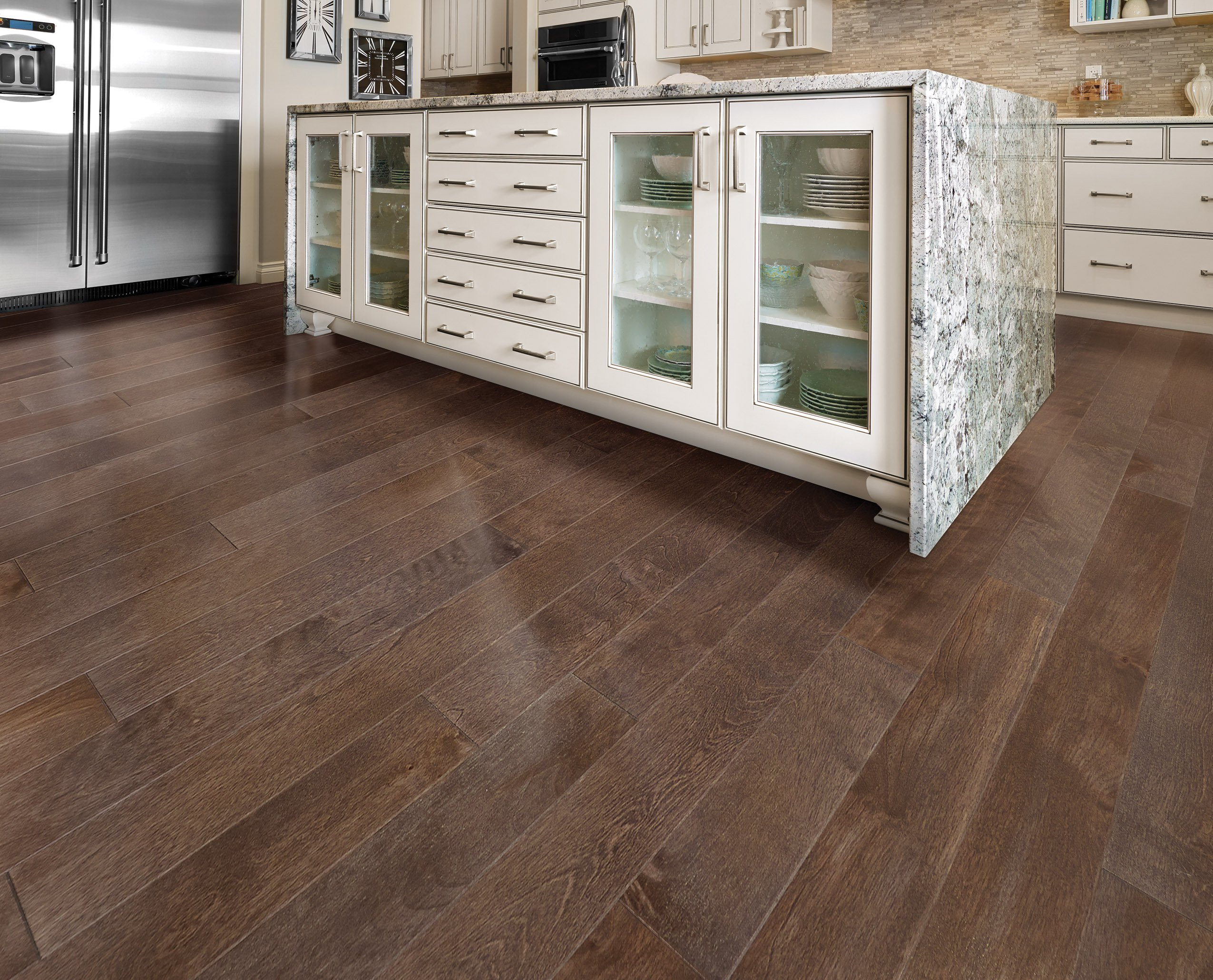 Admiration yellow birch bolton mirage hardwood floors for Mirage hardwood flooring