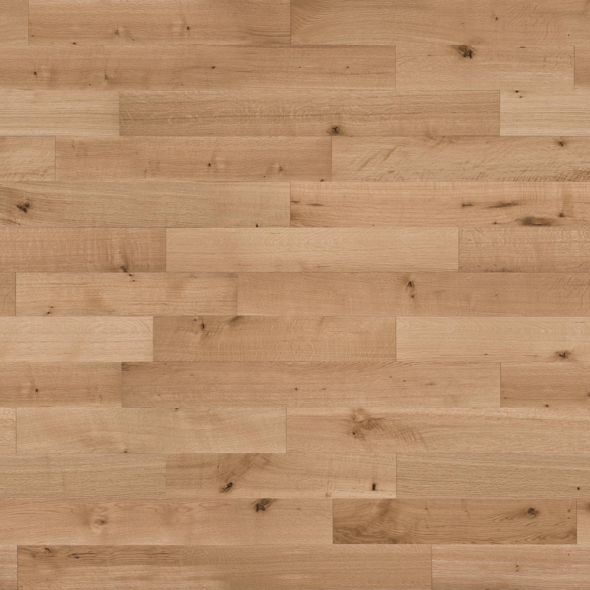 White Oak R&Q Character Smooth - Floor image