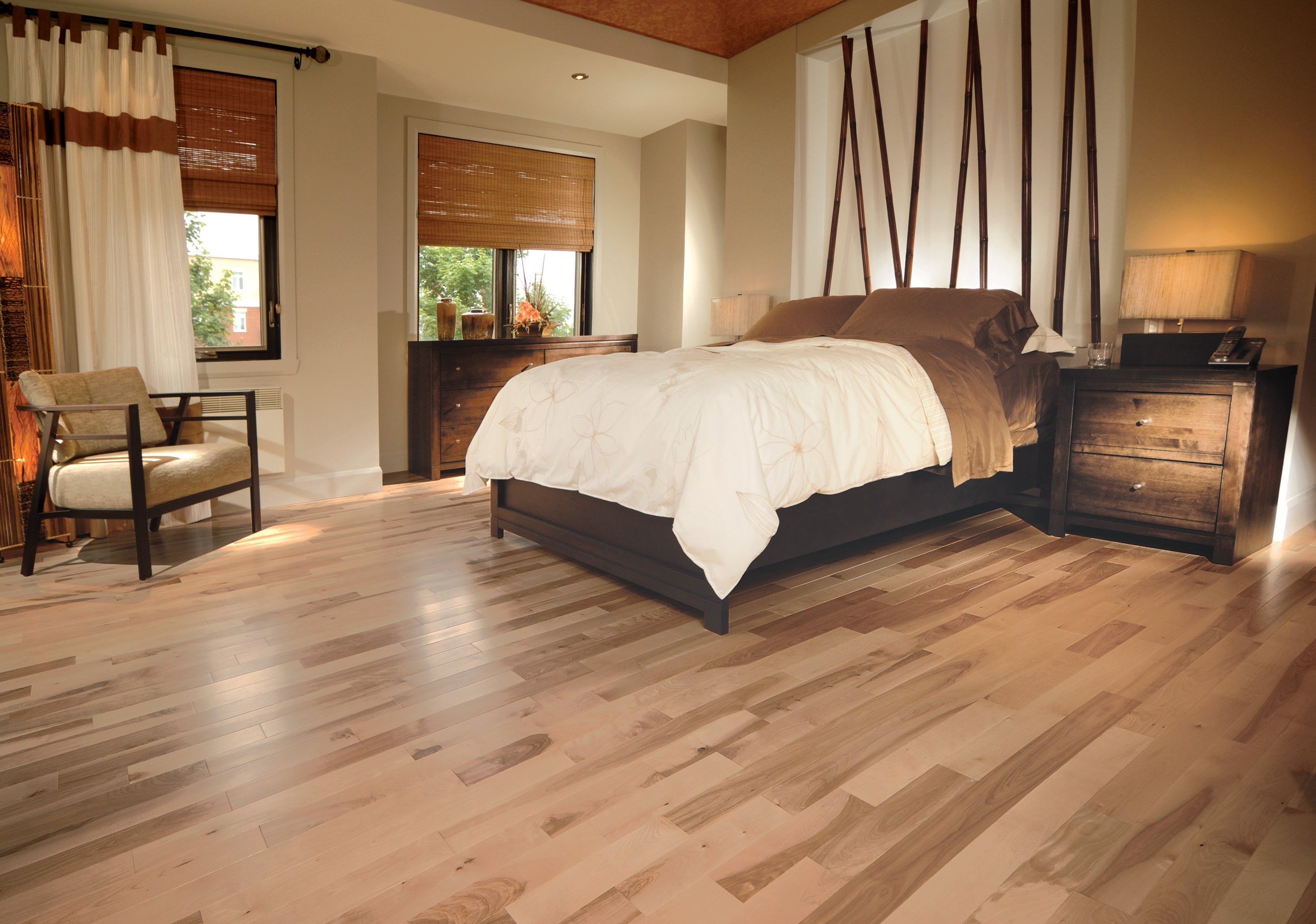 Yellow Birch Exclusive Smooth - Ambience image