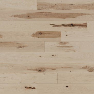 Natural Maple Hardwood flooring / Natural Mirage Herringbone