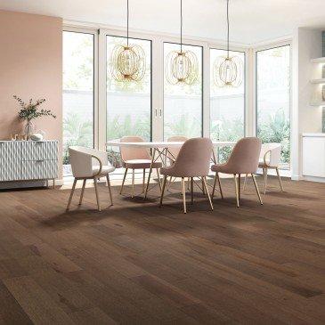 Planchers de bois franc Érable Brun / Mirage Herringbone Savanna / Inspiration