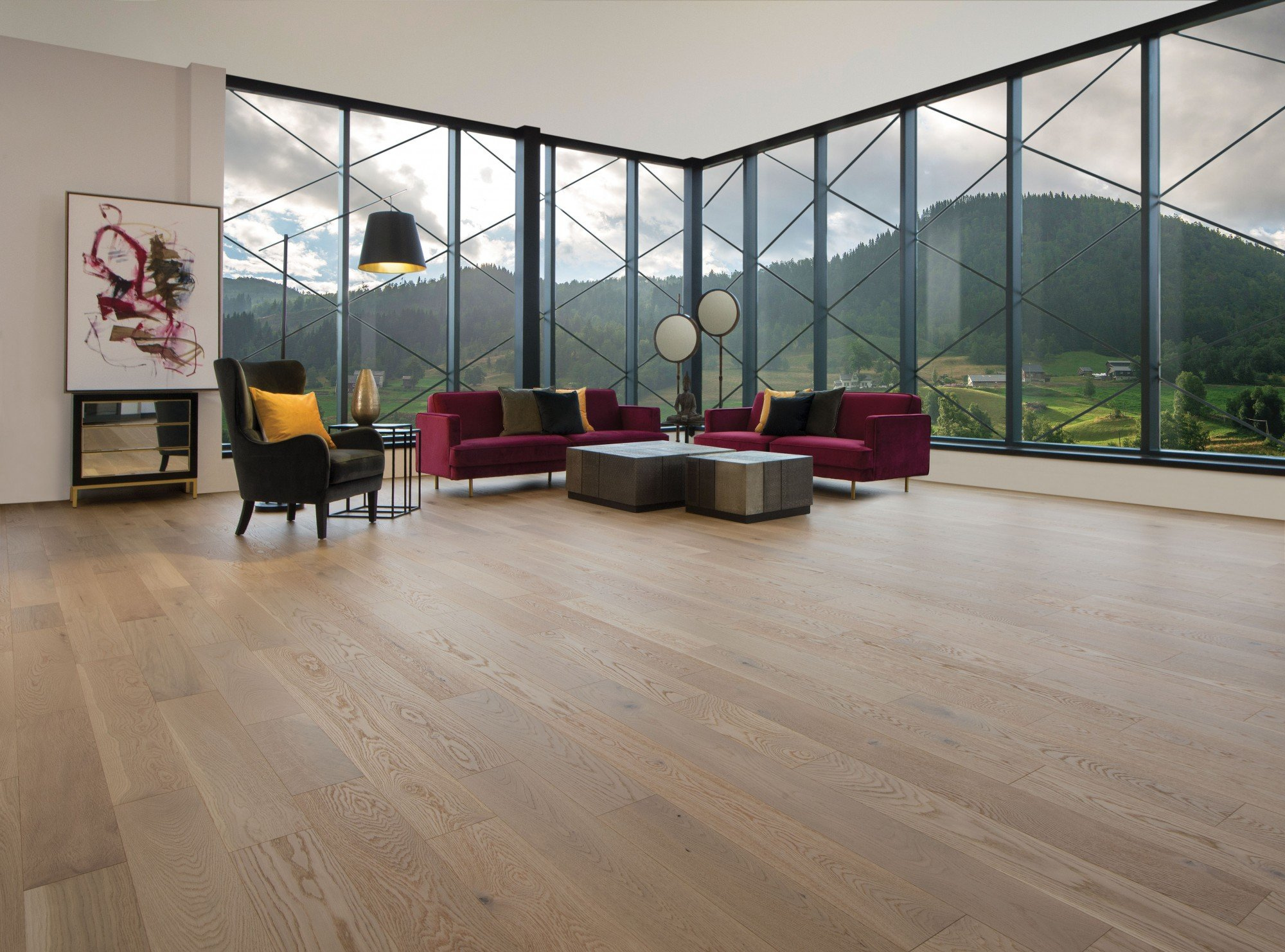 Mirage Floors The World S Finest And Best Hardwood United States