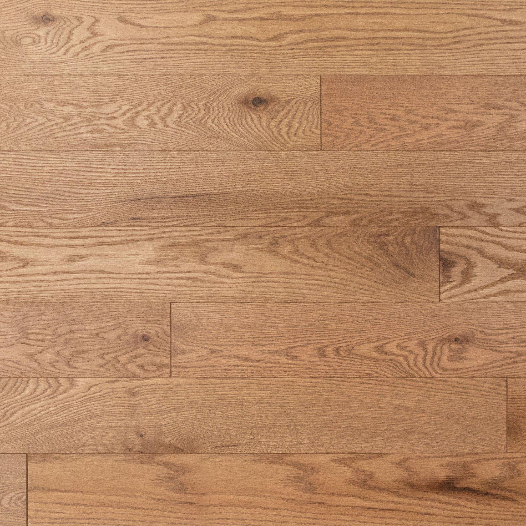 Red Oak Laguna Character Brushed - Floor image