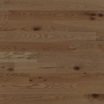 Beige Red Oak Hardwood flooring / Carmel Mirage Escape
