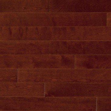 Reddish-brown Yellow Birch Hardwood flooring / Canyon Mirage Admiration
