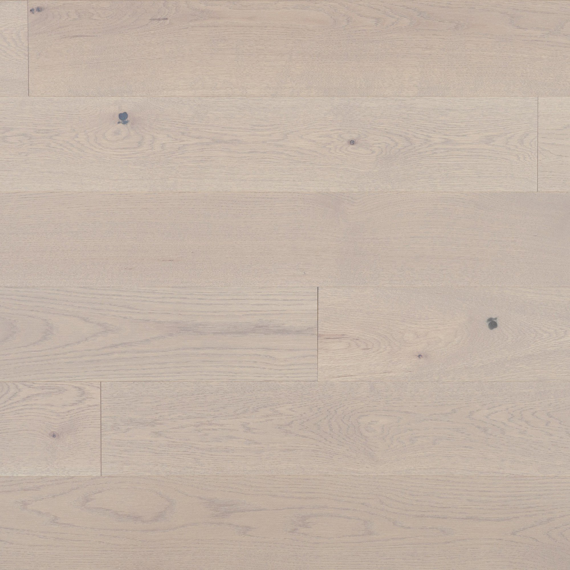 Flair White Oak Snowdrift Character Mirage Hardwood Floors