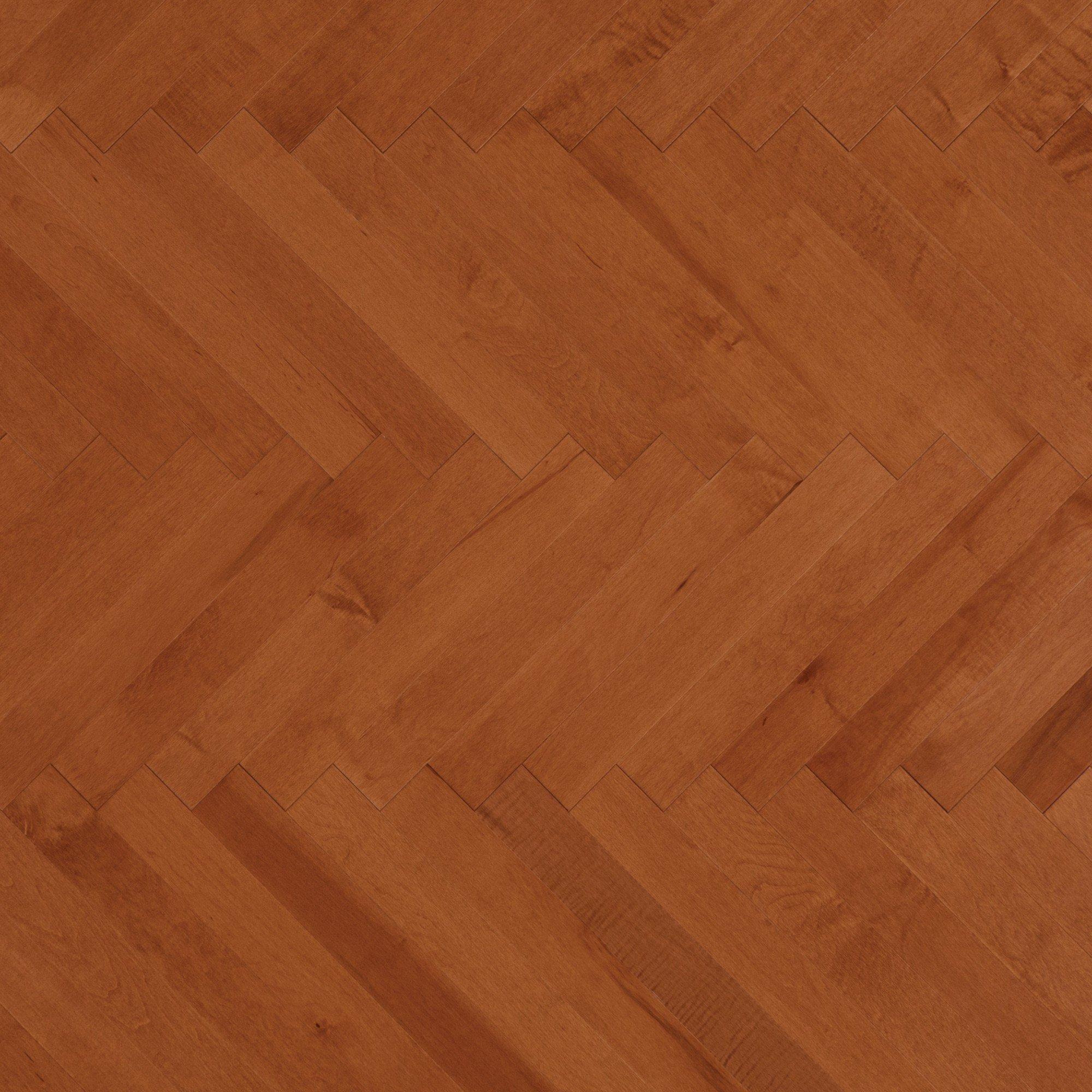 Érable Auburn - Image plancher