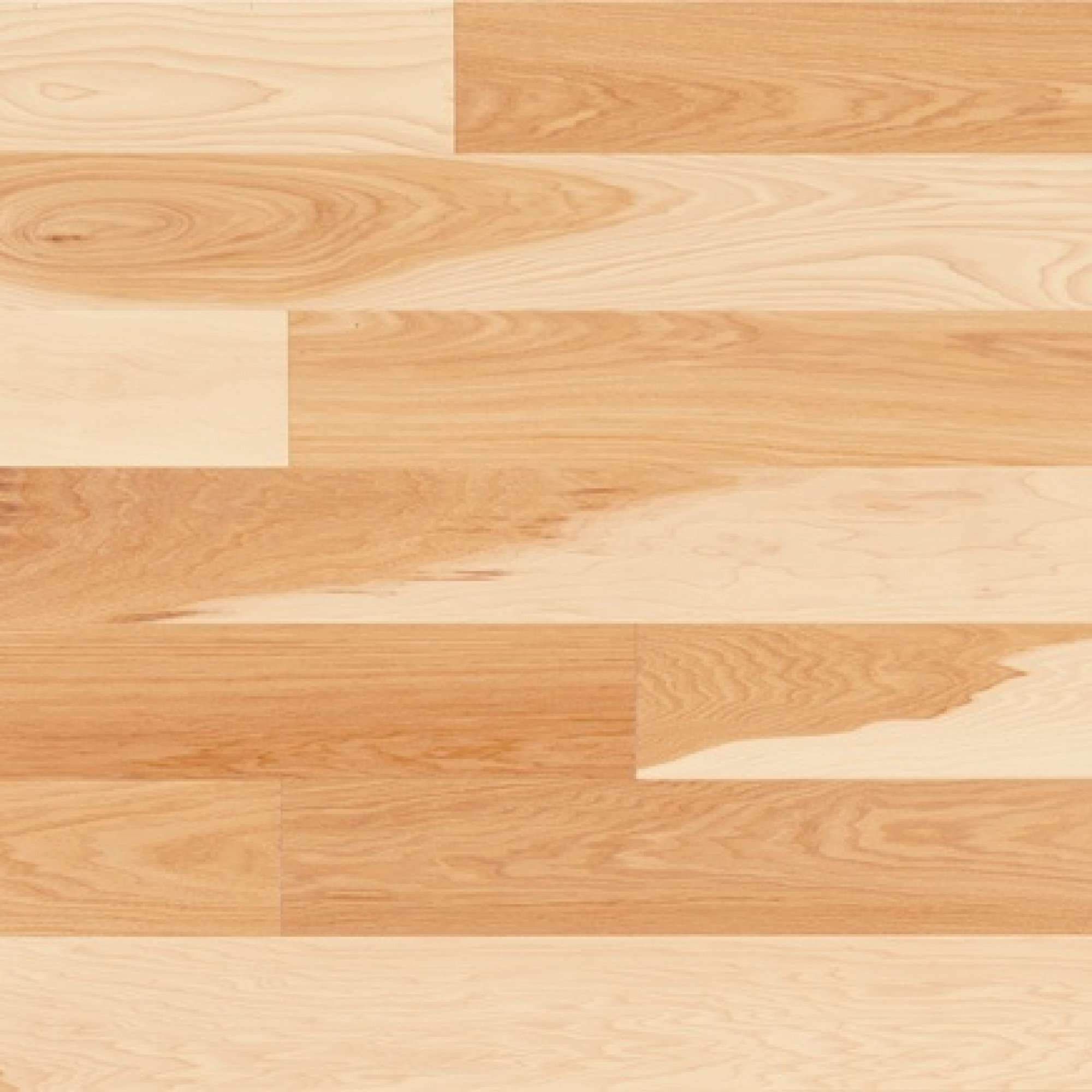 Natural Hickory Mirage Hardwood Floors
