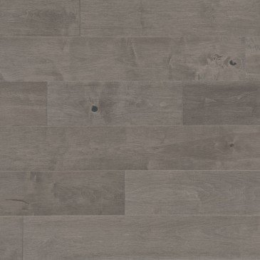Grey Maple Hardwood flooring / Peppermint Mirage Herringbone