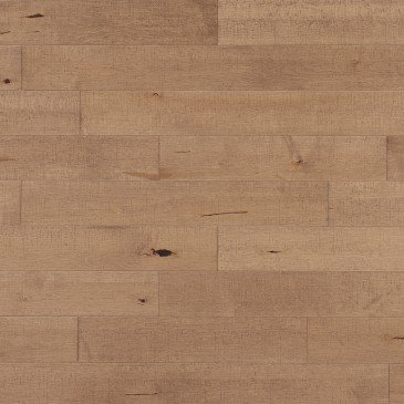 Brown Maple Hardwood flooring / Papyrus Mirage Imagine