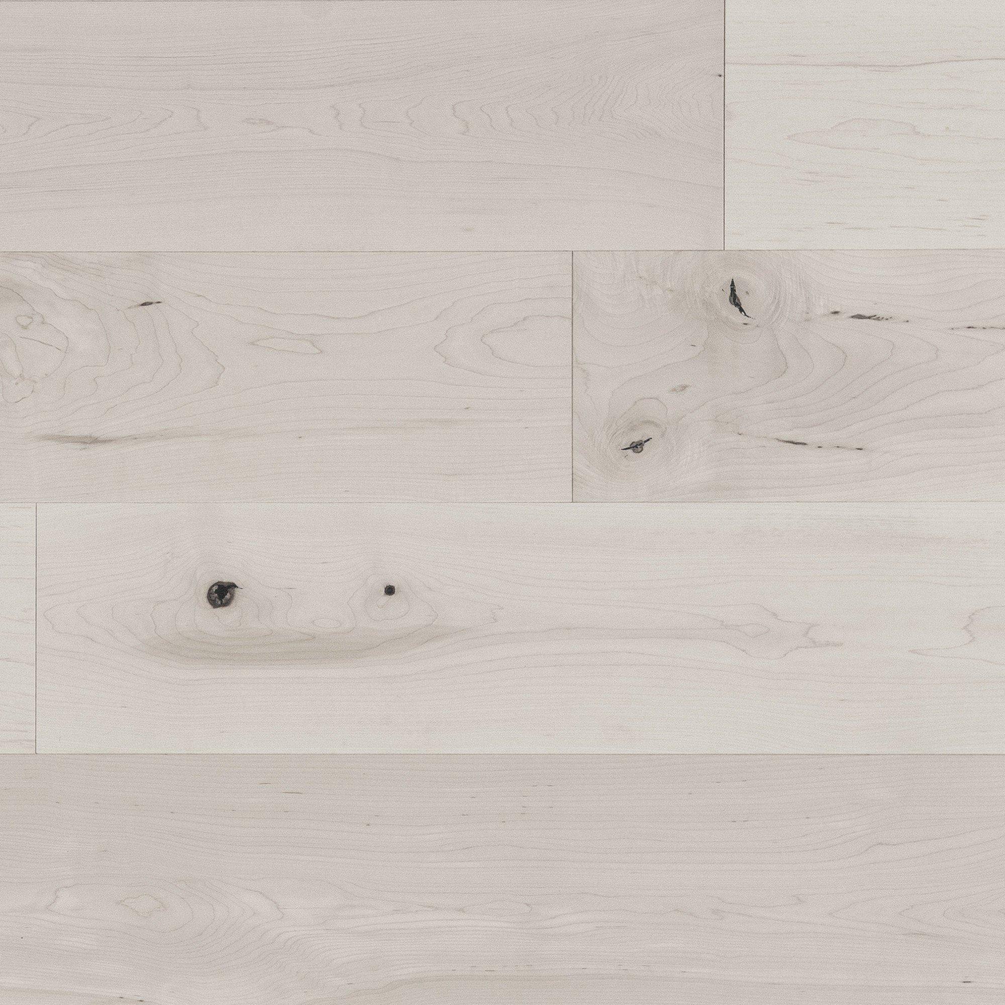 Érable Snowdrift Caractère Lisse - Image plancher