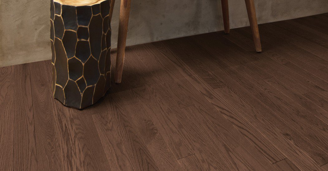 Red Oak Knowlton Exclusive Brushed Alive Mirage Floors