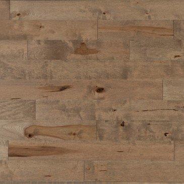 Grey Maple Hardwood flooring / Nougat Mirage Sweet Memories