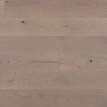 Brown White Oak Hardwood flooring / Sand Dune Mirage Flair