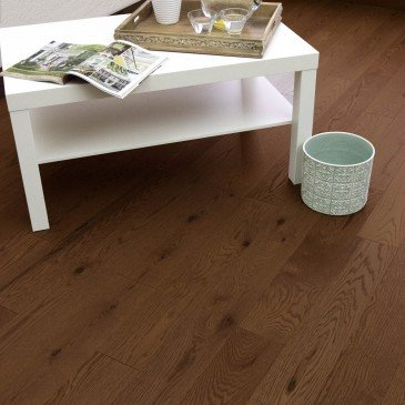 Red Oak Cold Springs Character Brushed - Floor image