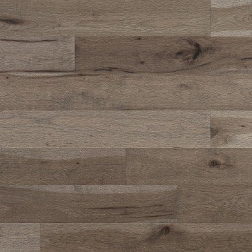 Brown Hickory Hardwood flooring / Barn Wood Mirage Imagine
