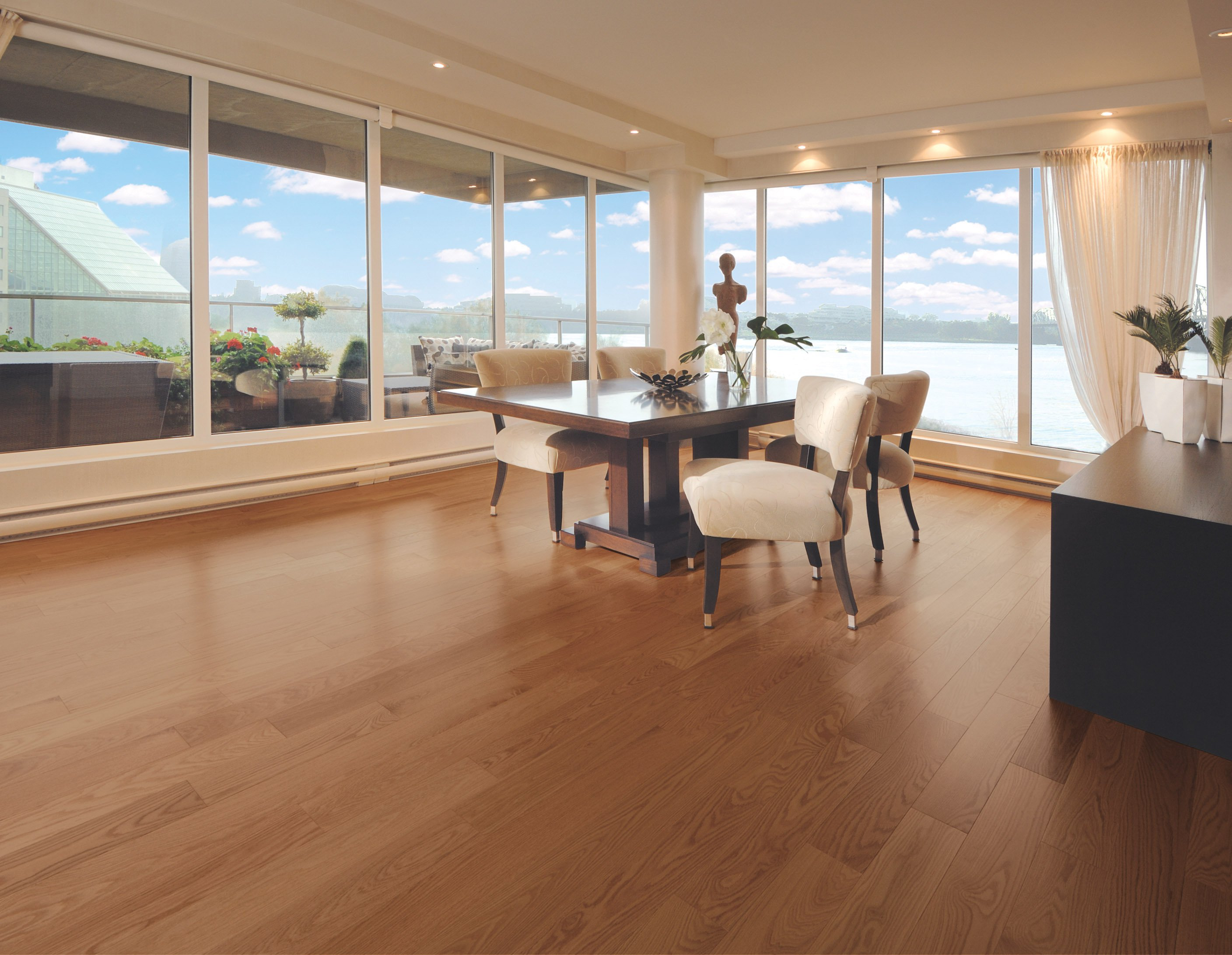 Admiration Red Oak North Hatley Mirage Hardwood Floors