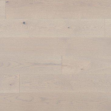 Chêne blanc Snowdrift Caractère Brossé - Image plancher