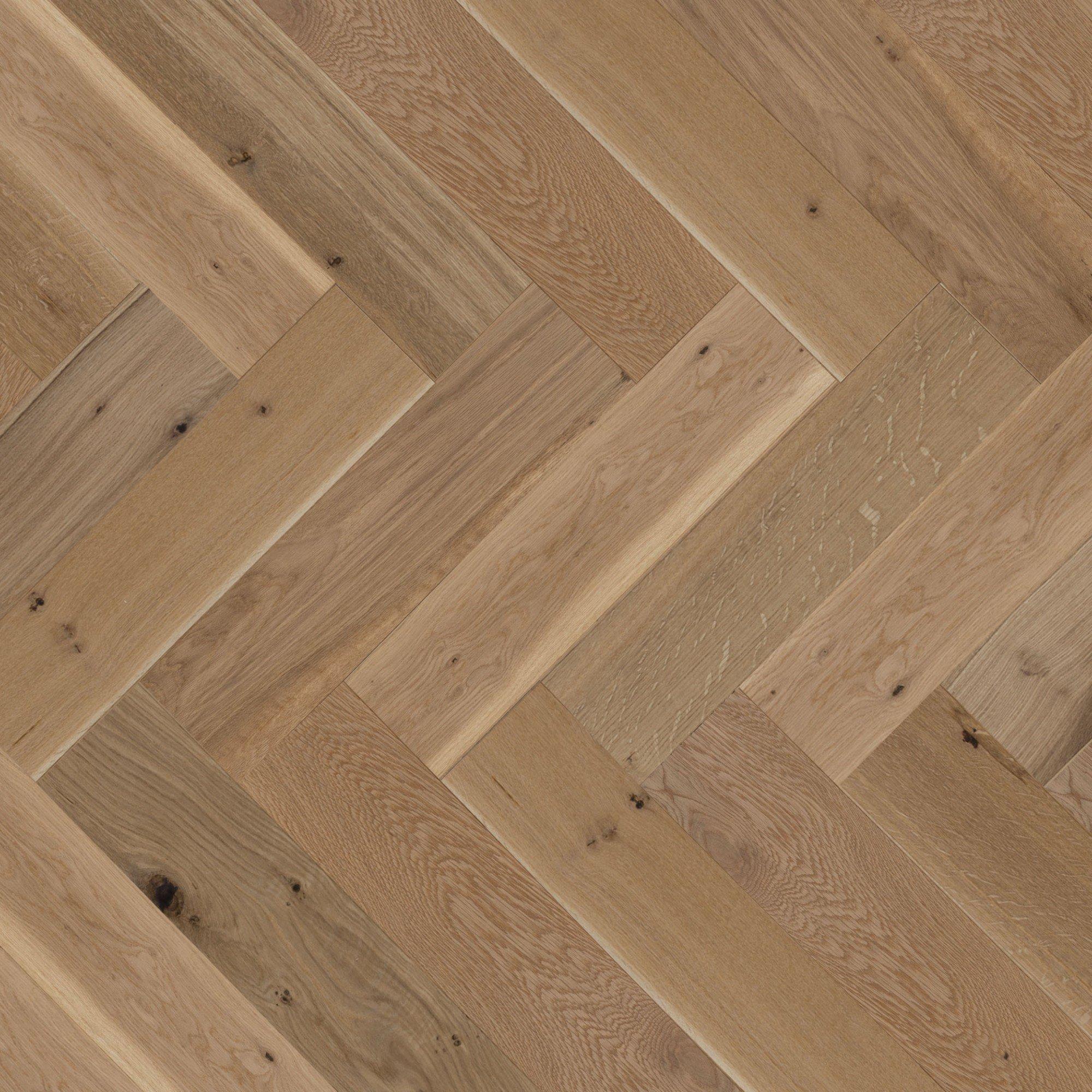 White Oak Character Brushed - Floor image