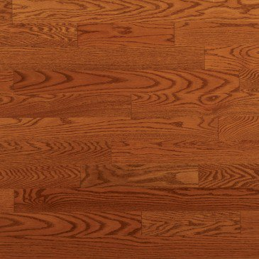 Orange Red Oak Hardwood flooring / Auburn Mirage Admiration