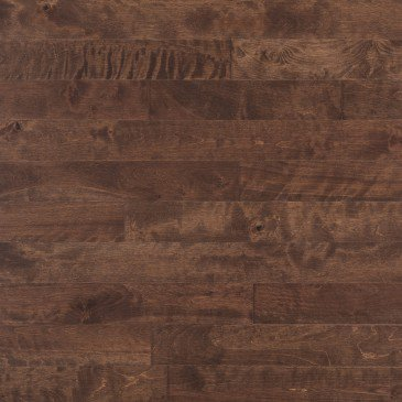 Brown Yellow Birch Hardwood flooring / Gingerbread Mirage Sweet Memories